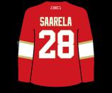 Aleksi Saarela's Jersey