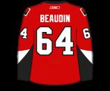 J.C. Beaudin's Jersey