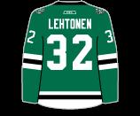 Kari Lehtonen's Jersey