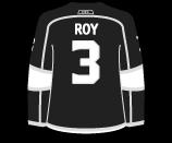 Matt Roy's Jersey