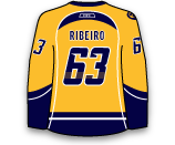 Mike Ribeiro's Jersey
