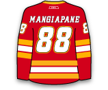 Andrew Mangiapane's Jersey