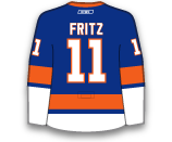 Tanner Fritz's Jersey