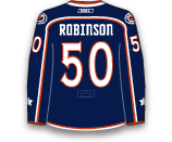 Eric Robinson's Jersey