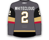 Zach Whitecloud's Jersey