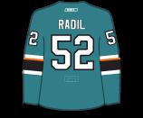 Lukas Radil's Jersey