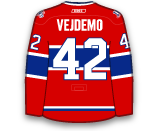 Lukas Vejdemo's Jersey