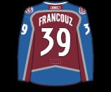 Pavel Francouz's Jersey