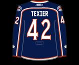 Alexandre Texier's Jersey