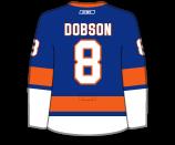 Noah Dobson's Jersey