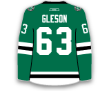 Ben Gleason's Jersey