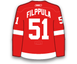 Valtteri Filppula's Jersey