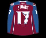 Brad Stuart's Jersey
