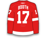 David Booth's Jersey