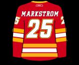 Jacob Markstrom's Jersey