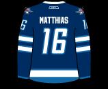 Shawn Matthias's Jersey