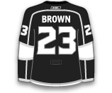 Dustin Brown's Jersey