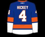 Thomas Hickey's Jersey