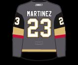 Alec Martinez's Jersey