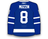 Jake Muzzin's Jersey