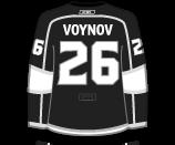 Slava Voynov's Jersey