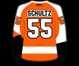 Nick Schultz's Jersey