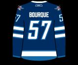 Gabriel Bourque's Jersey