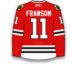 Cody Franson's Jersey
