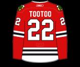 Jordin Tootoo's Jersey
