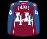 Eric Gelinas's Jersey