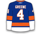 Andy Greene's Jersey