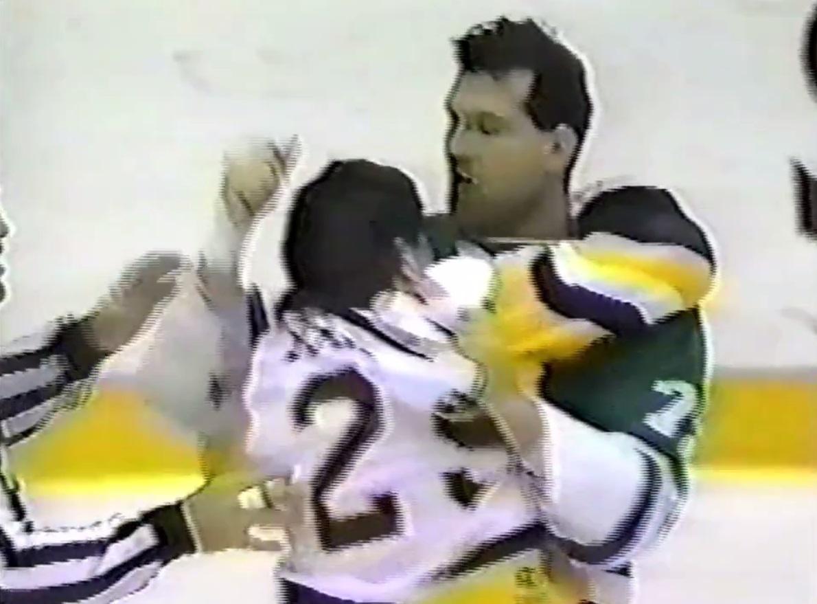 Phil Bourque vs. Dave Semenko