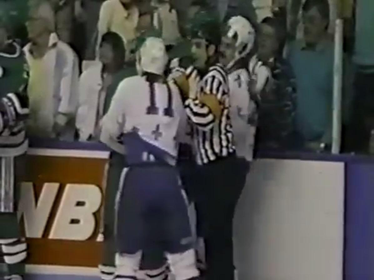 Paul Gillis vs. Dave Semenko