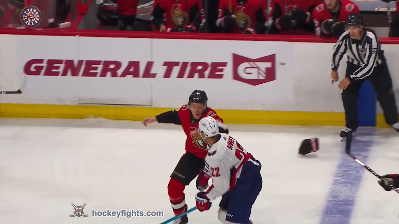 Madison Bowey vs Brady Tkachuk