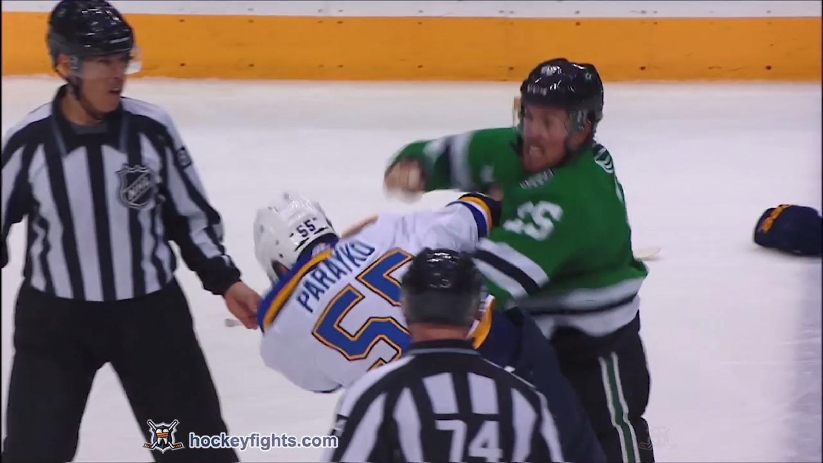 Brett Ritchie vs. Colton Parayko