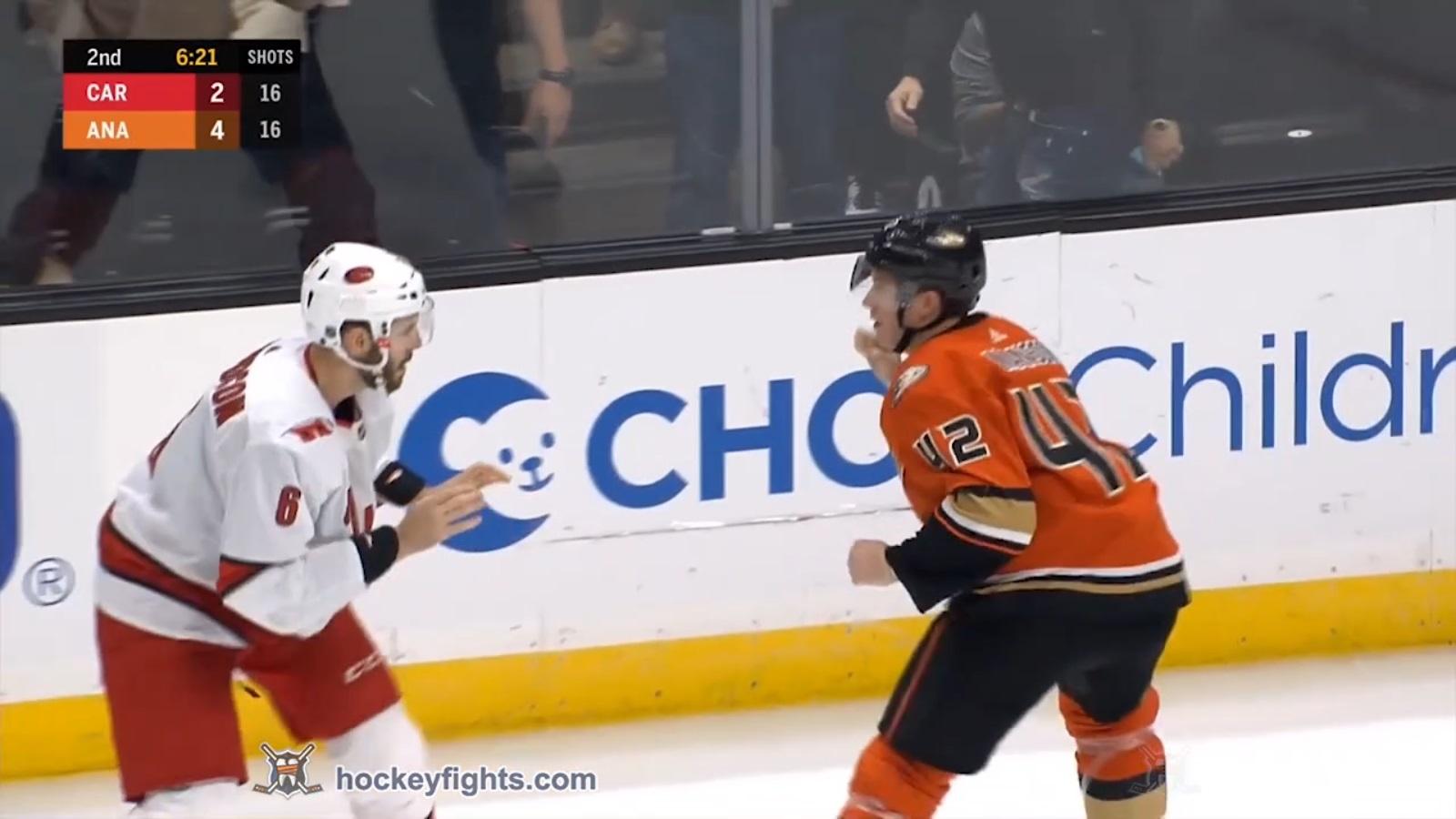Josh Manson vs. Joel Edmundson