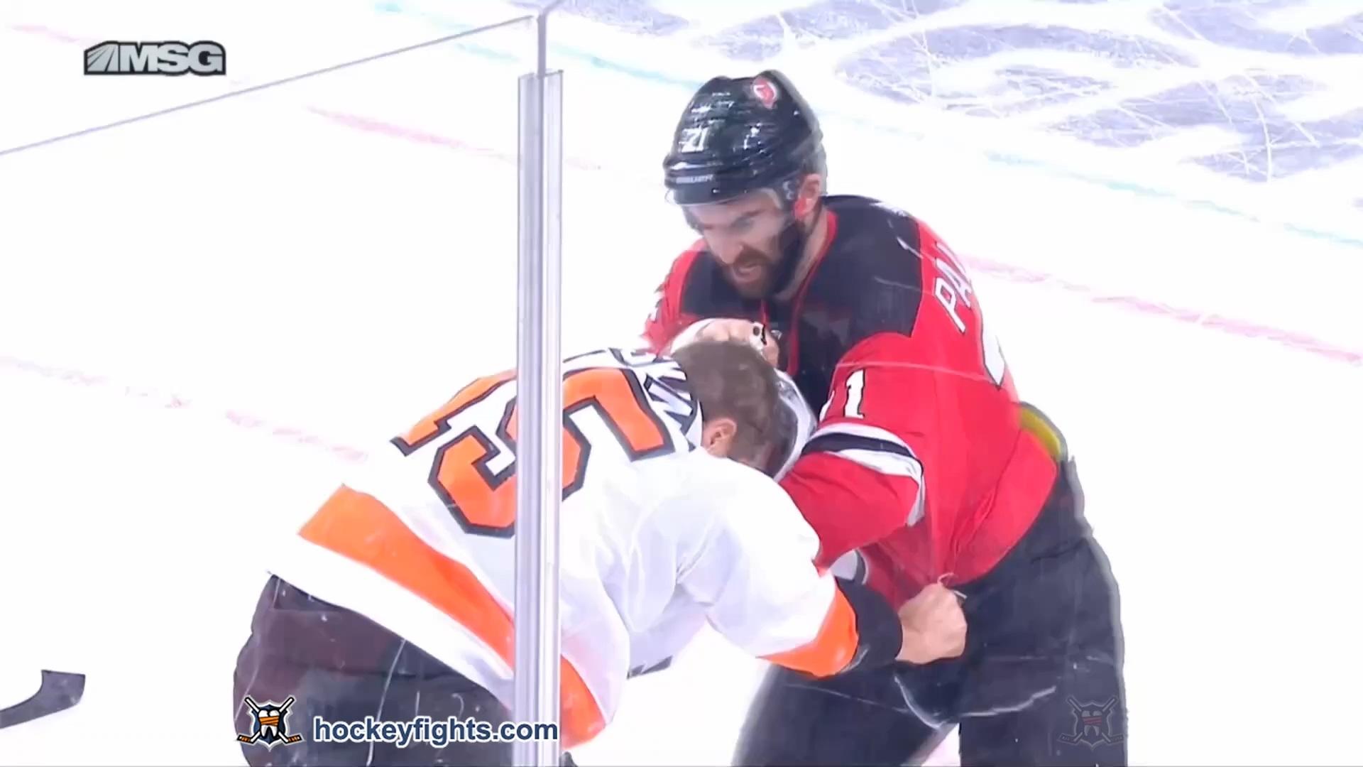 Kyle Palmieri vs. Matt Niskanen
