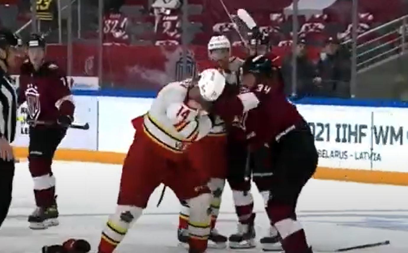 J.C. Lipon vs. Victor Baldaev