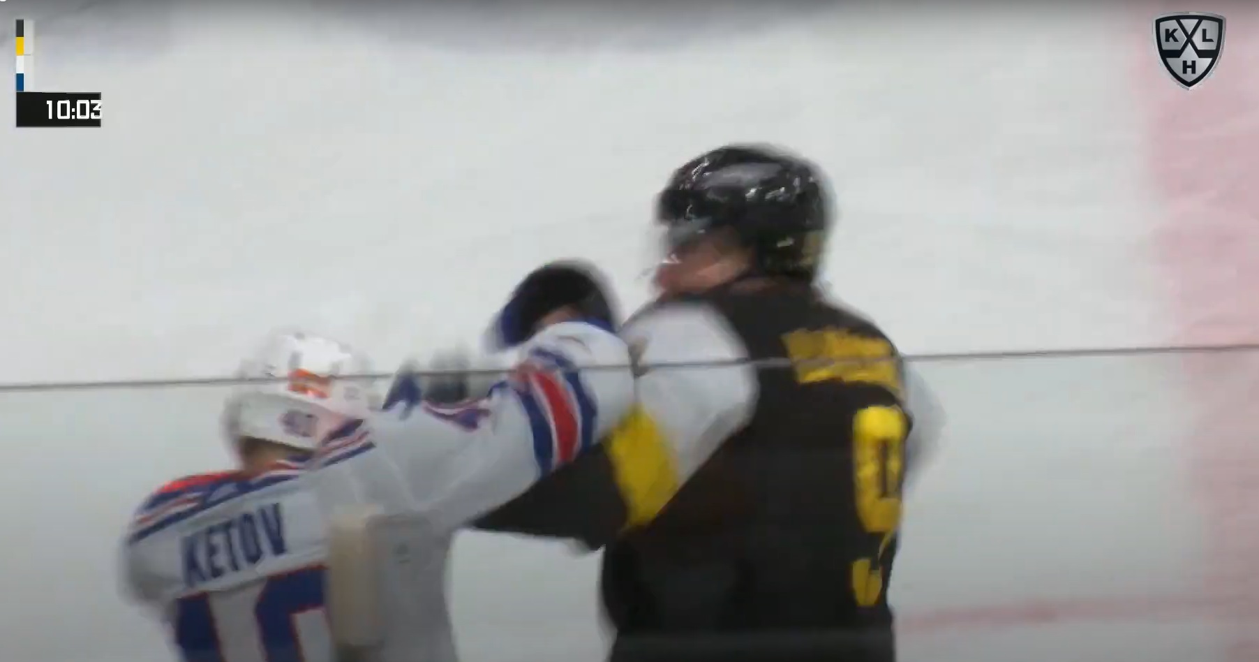 Shawn Lalonde vs. Evgeny Ketov