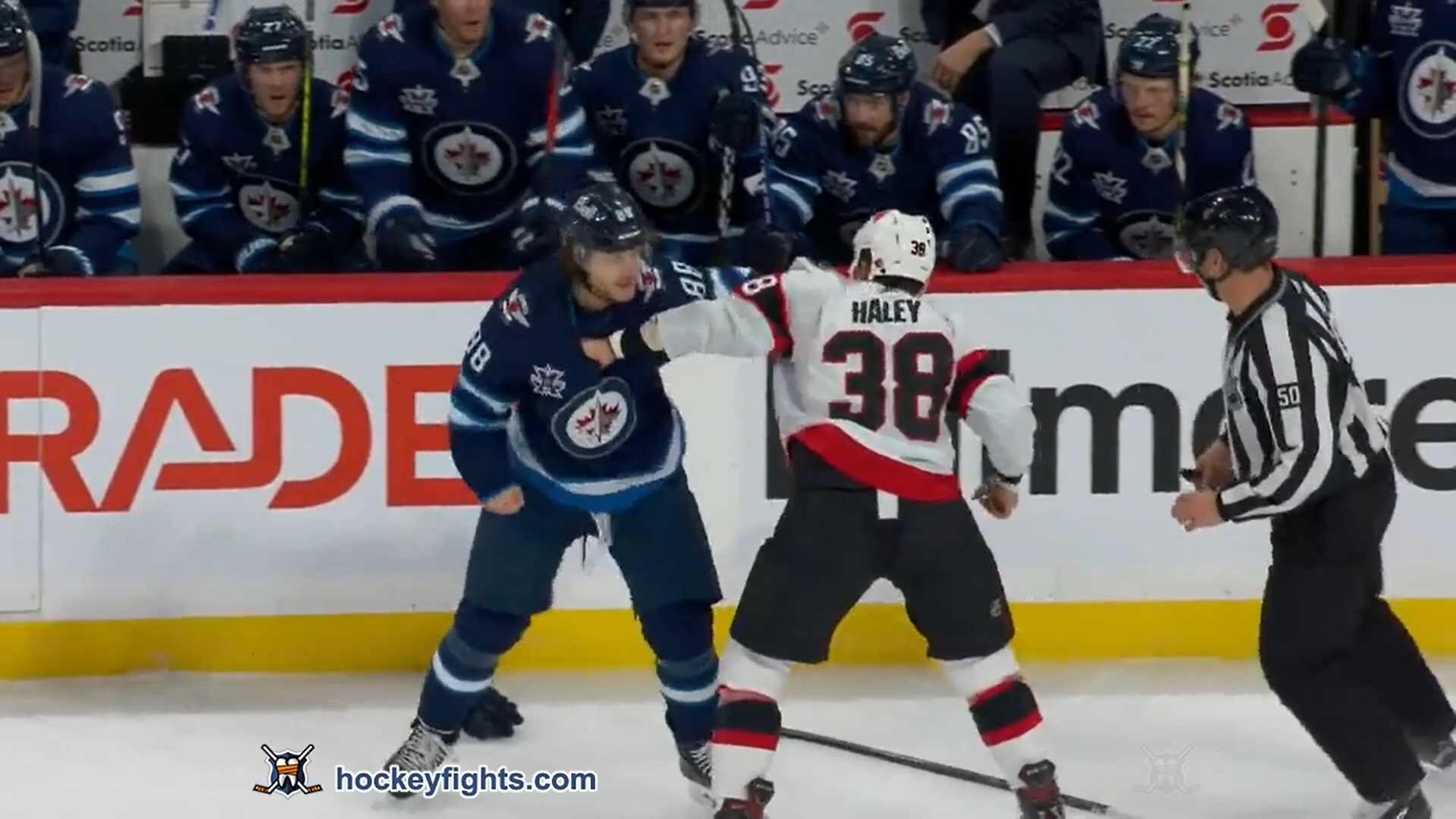 Nathan Beaulieu vs. Micheal Haley