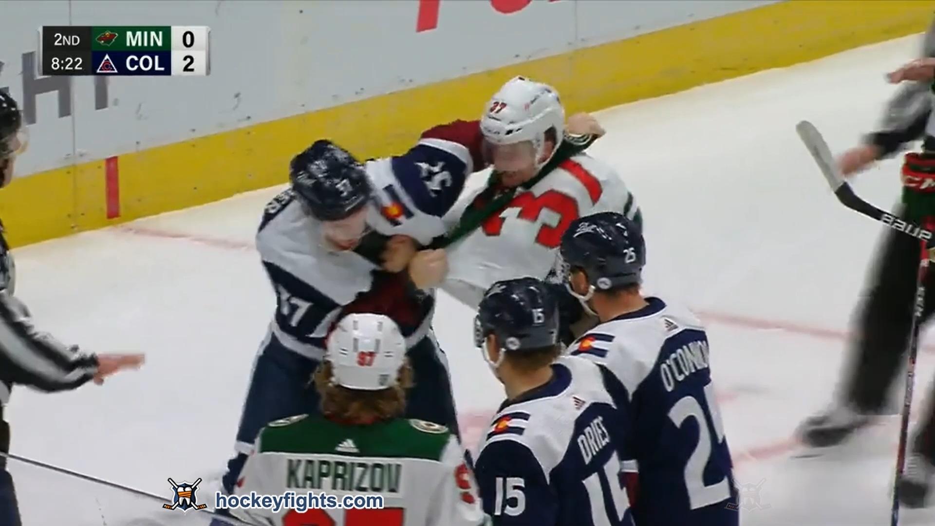 JT Compher vs. Kyle Rau