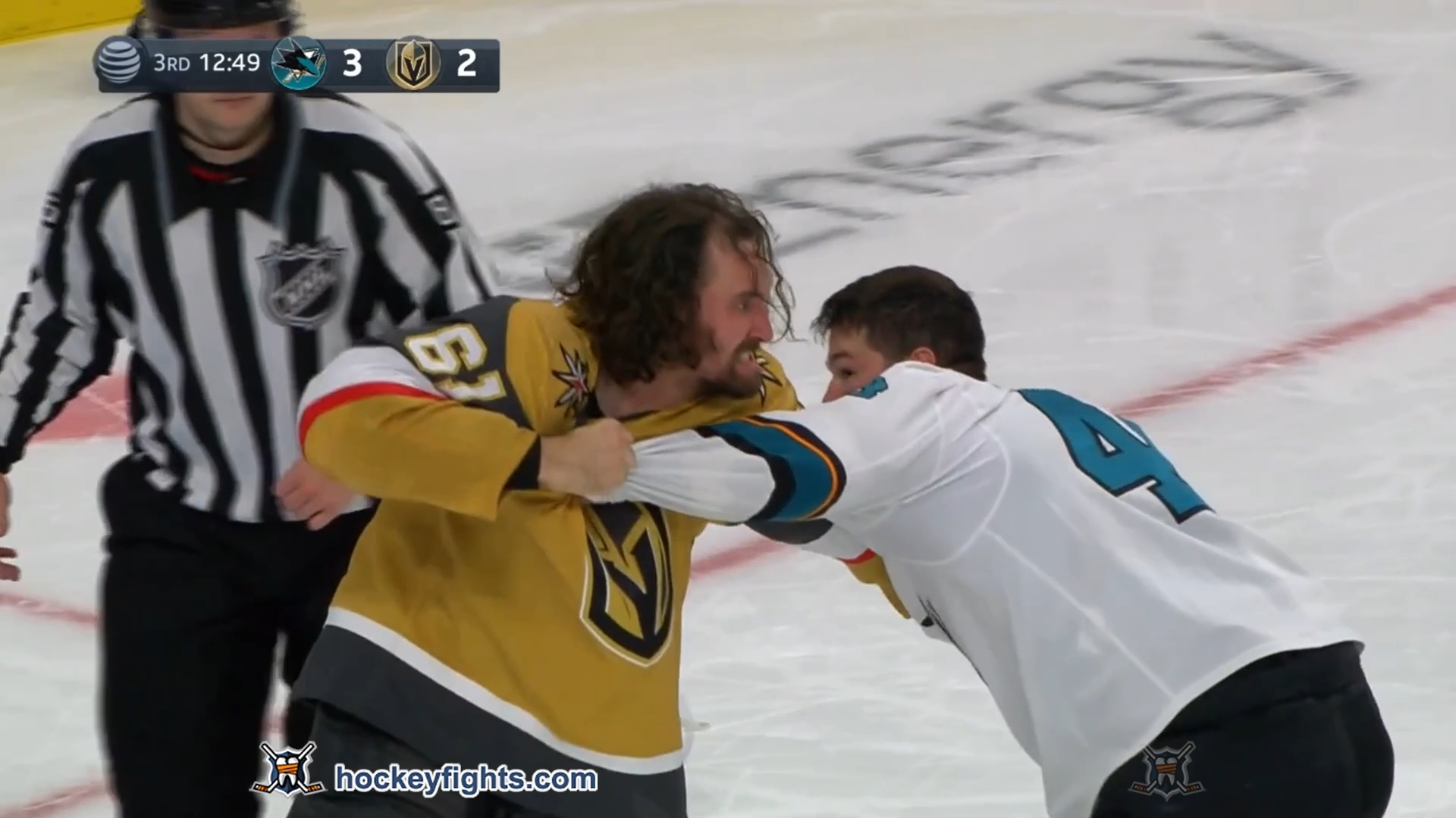 Mark Stone vs. Tomas Hertl